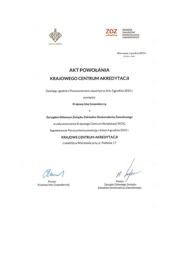 KCA_akt_powolania_KCA